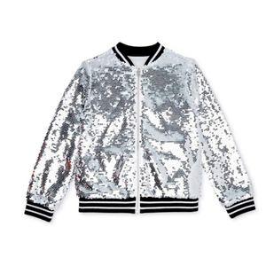 Bling Zip Up Jacket